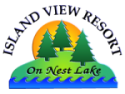 Island View Resort on Nest Lake