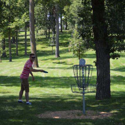 Robbins Island Disc Golf Course Willmar Minnesota Willmar Lakes Area Willmar Lakes Area
