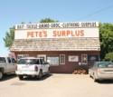 Pete's Surplus