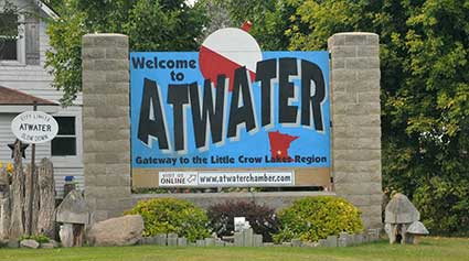 Atwater, Minnesota