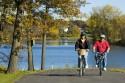 Biking in the Willmar Lakes Area