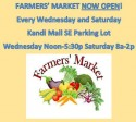Kandi Mall Farmer's Markets