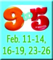 """""""9 to 5: The Musical"""" at The Barn Theatre"""