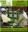 Grace Lake Lutheran Ministries Quilt Auction