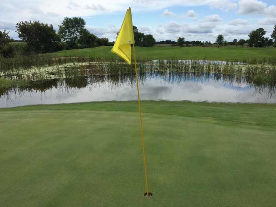 Island Pine Golf Club & Ace's Grill - Atwater, Minnesota ...