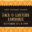 Jack-O-Lantern Jamboree
