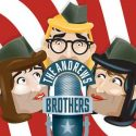 "New London Little Theatre Presents ""The Andrews Brothers"""