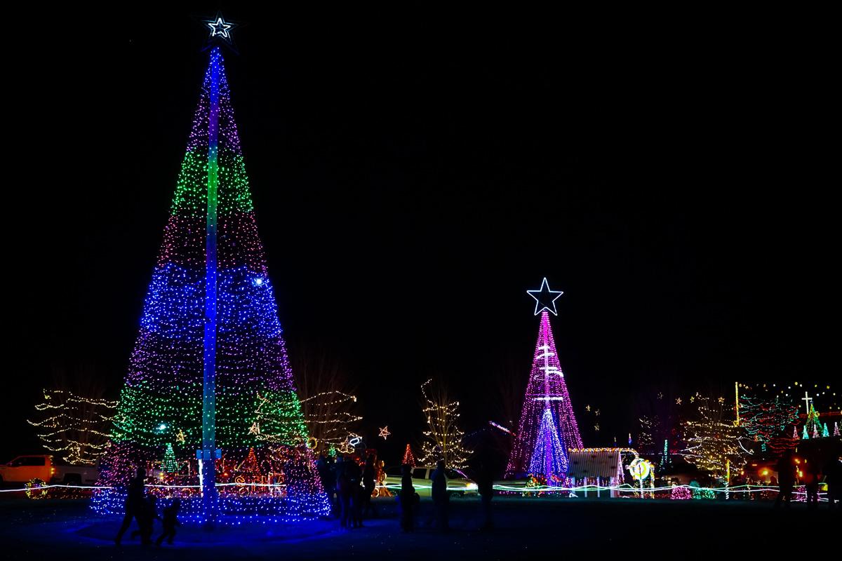 Willmar Mn Christmas Lights 2021