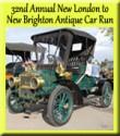 33rd Annual New London to New Brighton Antique Car Run