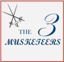 The Barn Theatre Presents: The Three Musketeers