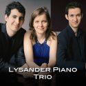 West Central Concert Series Presents: Lysander Piano Trio