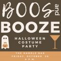 Boos and Booze Costume Party
