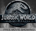 Free Jurassic World Movie Showing