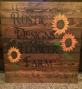 Rustic Designs Flower Farm