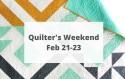 Little Crow Resort Quilter's Weekend