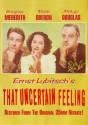 Rialto Revisited: That Uncertain Feeling (1941)