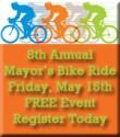 8th Annual Mayor's Bike Ride