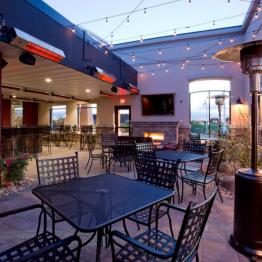 Ruff's Wings & Sports Bar Patio